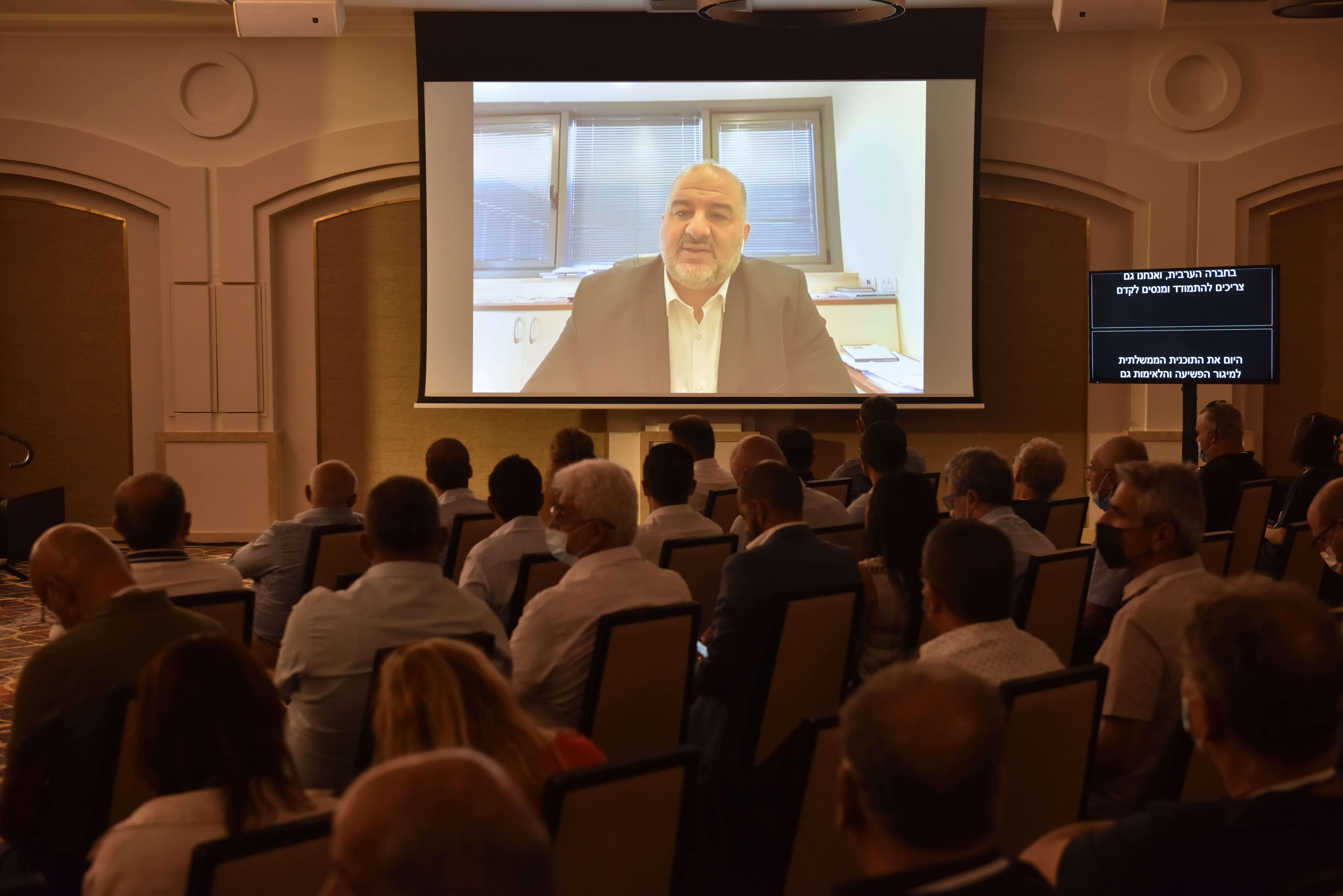 """نجاح كبير لـ """"المؤتمر الاقتصادي للمجتمع العربي """" لـ The Marker وبنك لئومي-3"""