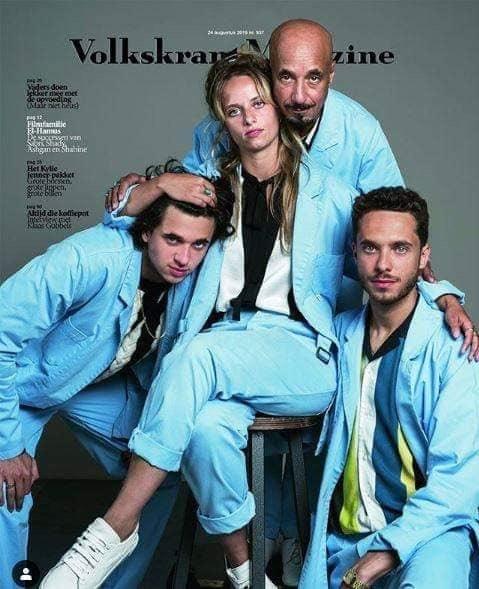نجم همام في أمستردام يظهر على غلاف مجلة هولندية.. ما علاقته بمسلسل Breaking Bad؟