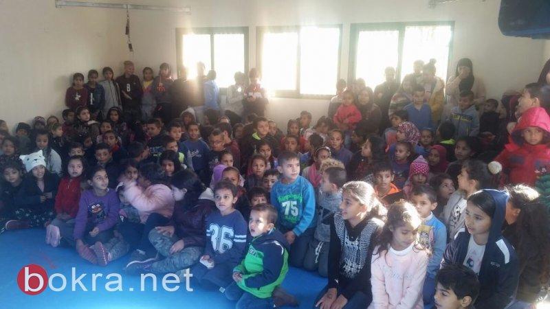 بشرى كبيرة لأهالي الخروبية والأحياء المجاورة بحضور مئات الأطفال للفعاليات في فرع شبكة المركز الجماهيري -0