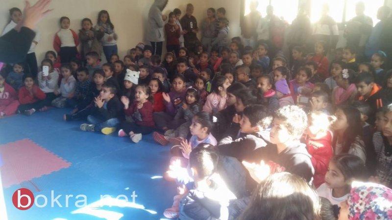 بشرى كبيرة لأهالي الخروبية والأحياء المجاورة بحضور مئات الأطفال للفعاليات في فرع شبكة المركز الجماهيري -1