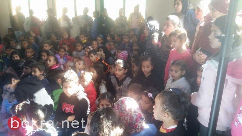 بشرى كبيرة لأهالي الخروبية والأحياء المجاورة بحضور مئات الأطفال للفعاليات في فرع شبكة المركز الجماهيري -3