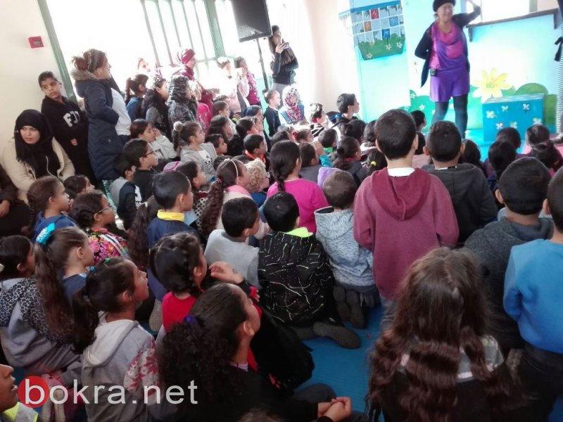 بشرى كبيرة لأهالي الخروبية والأحياء المجاورة بحضور مئات الأطفال للفعاليات في فرع شبكة المركز الجماهيري -4
