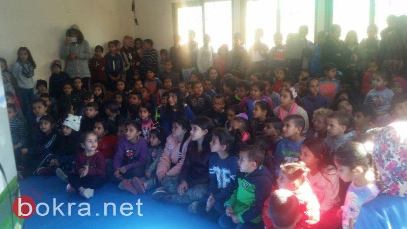 بشرى كبيرة لأهالي الخروبية والأحياء المجاورة بحضور مئات الأطفال للفعاليات في فرع شبكة المركز الجماهيري -6