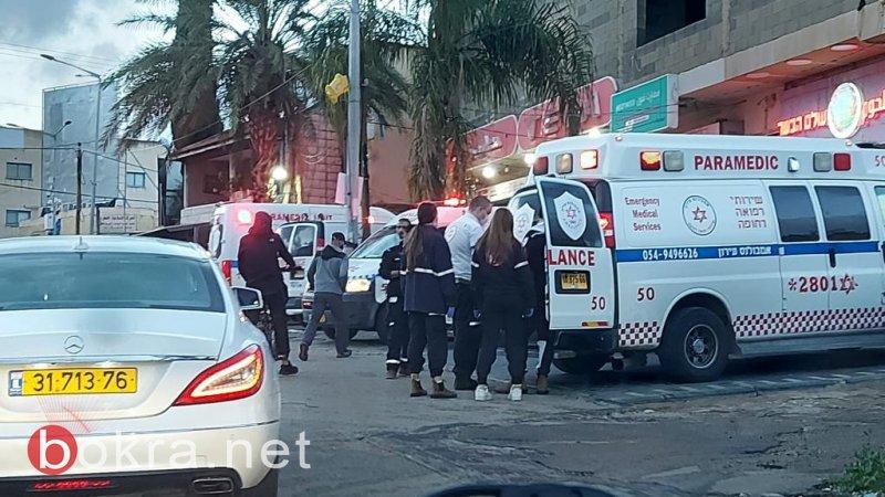 كفرقرع : إصابة رجل (50عامًا) جراء تعرضه للطعن-0