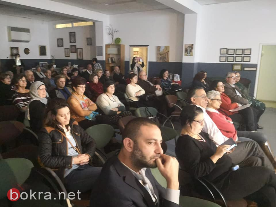 إعلام و- نسيجنا ينظمان أمسيّة خاصة تكريمًا لأدبيات فلسطينيات