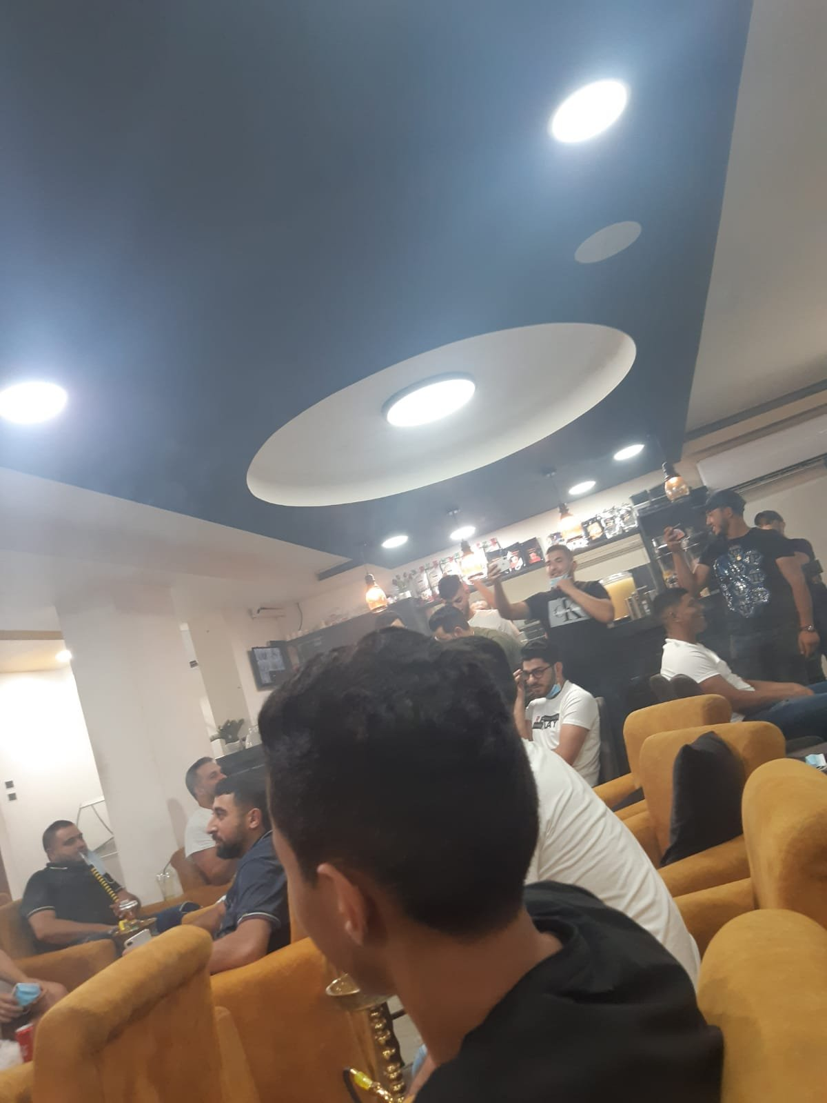 بالصور والفيديو..افراح وليالي ملاح في سحنين احتفالا بعودة الفريق للدرجة العليا