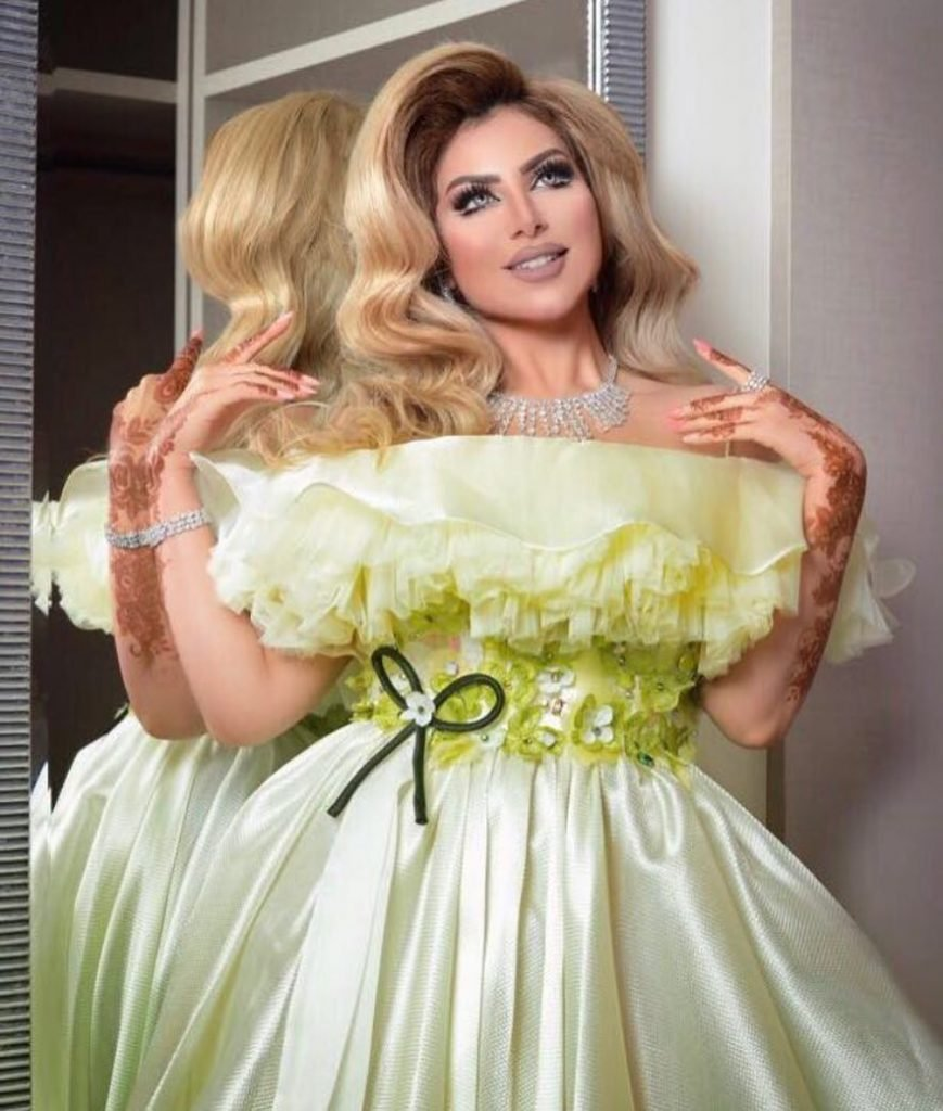 شاهد: فستان حليمة بولند في حفلة زفاف العنود الحربي يعرضها للنقد