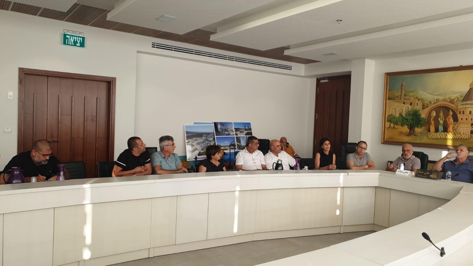 الناصرة: لمجلس البلدي يعقد جلسة ويصوت على عدة بنود منها اتفاقية الليجاسي