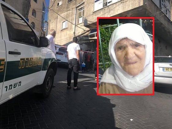 ام الفحم تشيّع ابنتها القتيلة الحاجة زينب محاميد