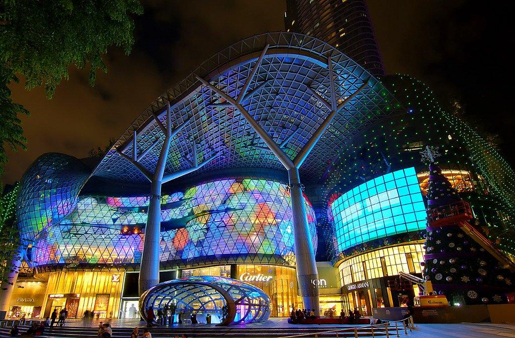 تعرفوا على أماكن سياحية في سنغافورة