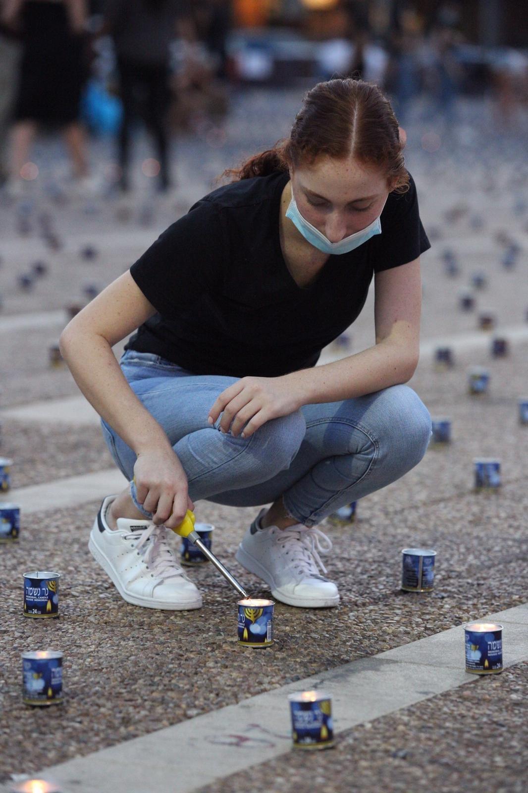 بدء إحياء الذكرى الـ 25 لأغتيال رابين في تل ابيب-0