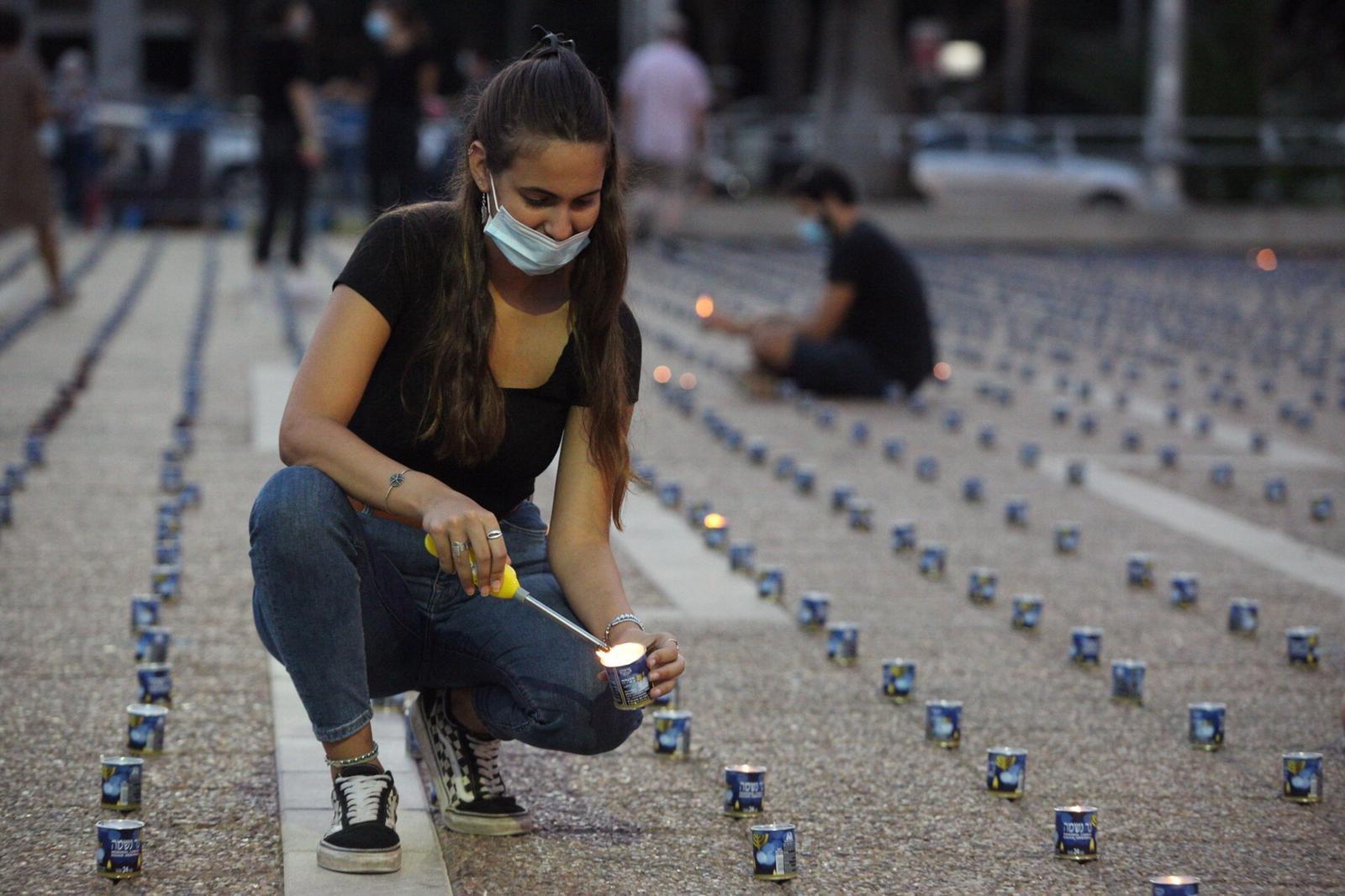 بدء إحياء الذكرى الـ 25 لأغتيال رابين في تل ابيب-3