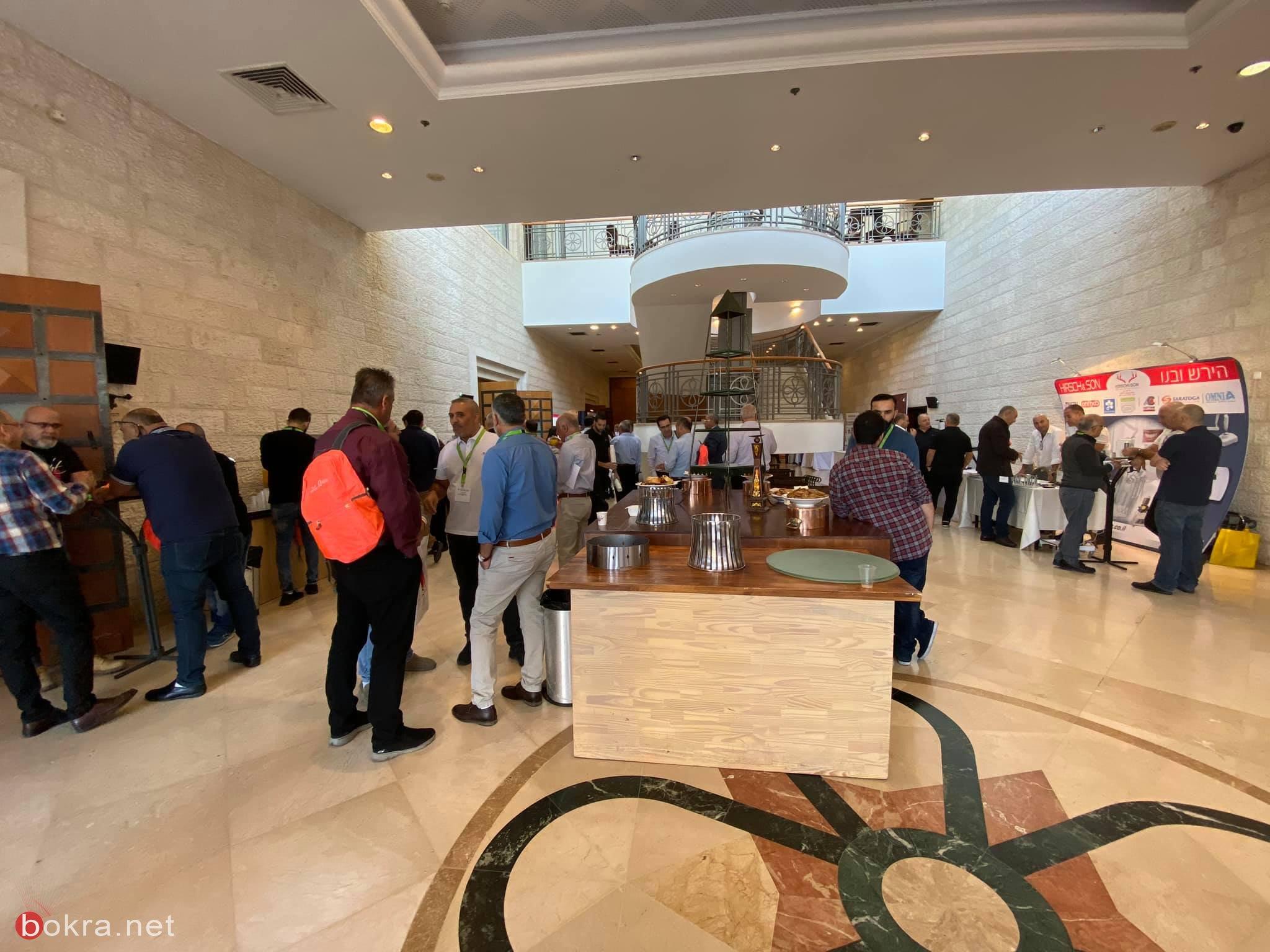 الناصرة: مشاركة واسعة في مؤتمر قسم جراحة الوجه والفكين بمستشفى بوريا بالتعاون مع جمعية أطباء الأسنان العرب