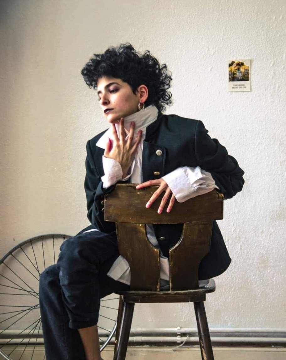 الحيفاوية رشا نحاس تطلق ألبوم اغانيها ببرلين-0