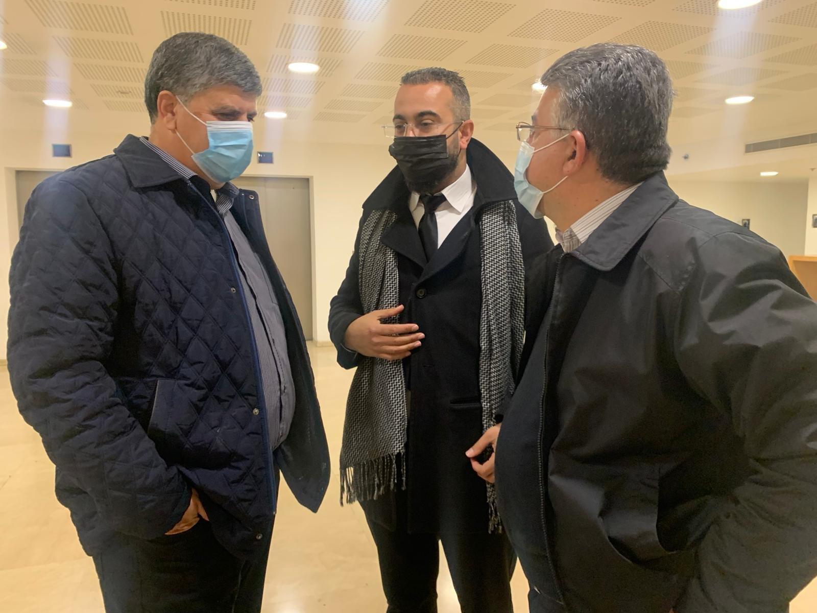 صلح حيفا تمدد اعتقال متظاهري ام الفحم