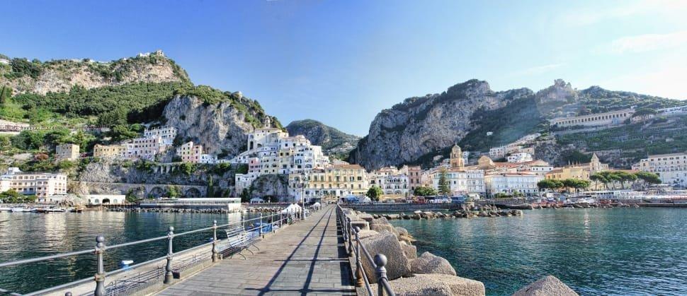 السفر إلى إيطاليا: ساحل أمالفي قبلة السائحين