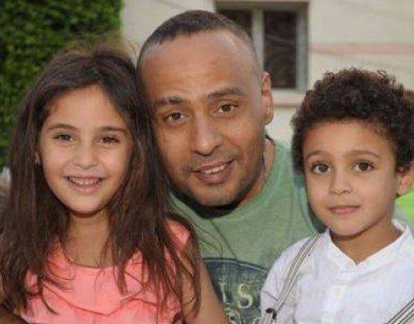 صور.. ابنة محمود عبدالمغني تخطف منه الأنظار في أحدث ظهور لها