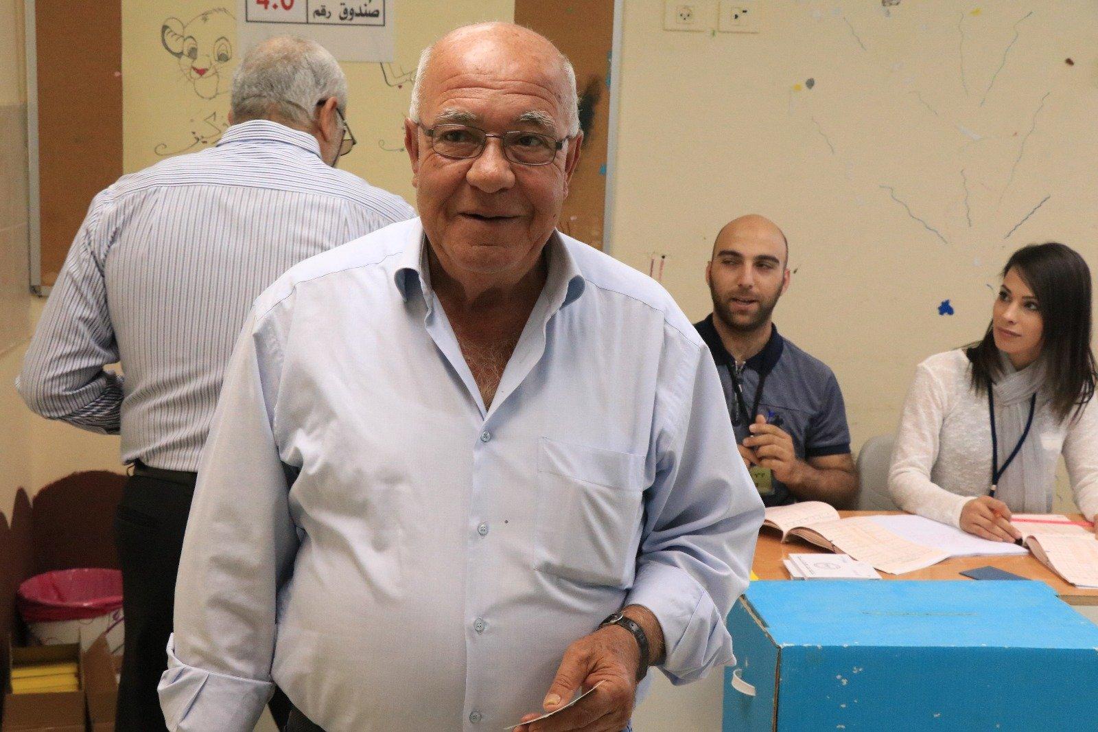كوكب ابو الهيجا: نسبة التصويت وصلت الى 30% حتى اللحظة