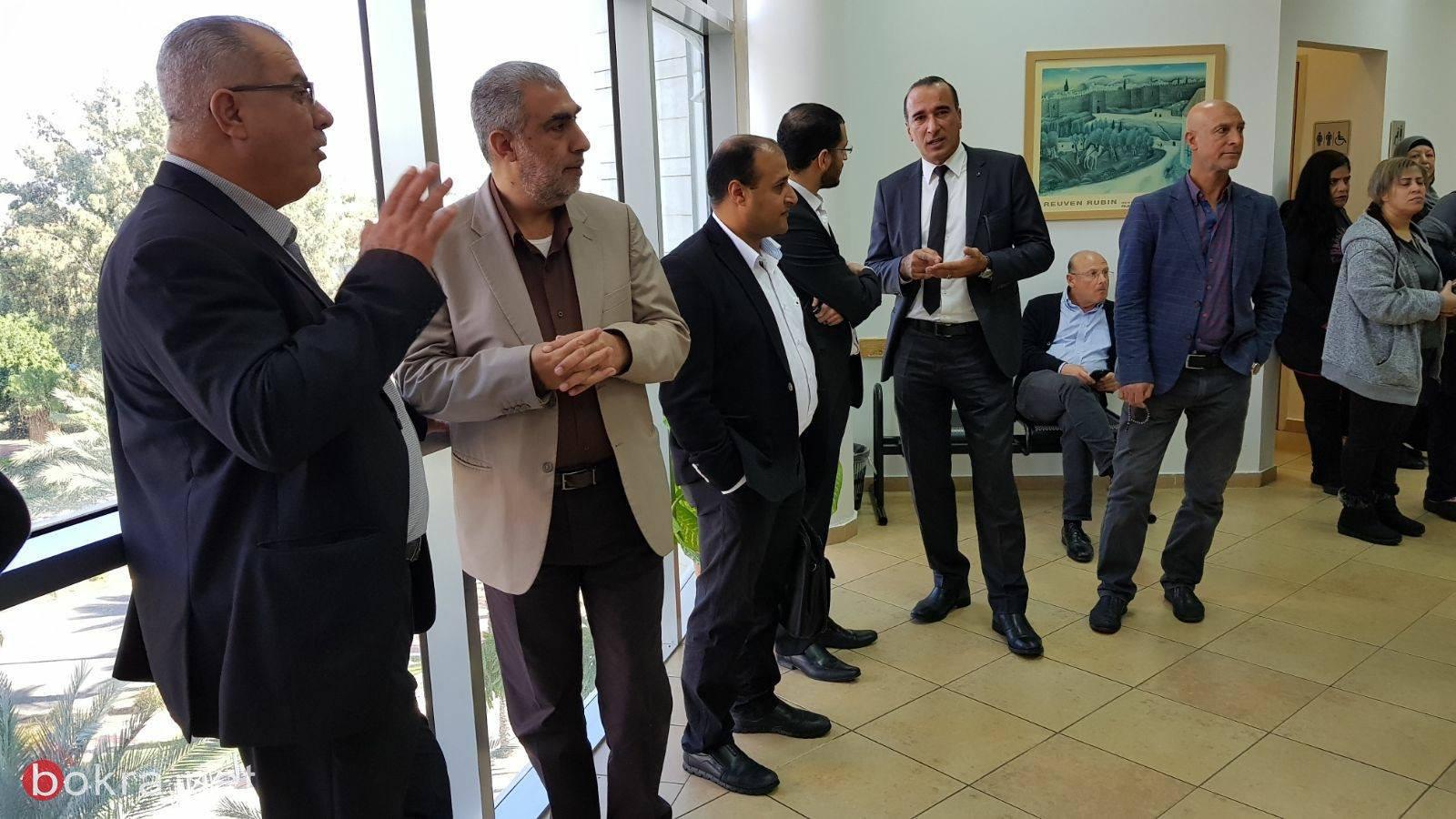 محكمة الصلح في الكريوت تعقد جلستها للنظر في ملف مقبرة القسام – قضاء حيفا -0