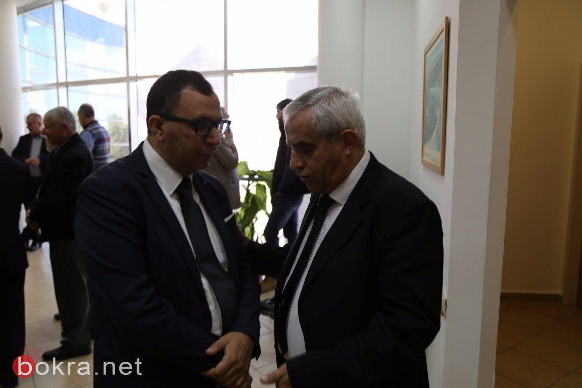 محكمة الصلح في الكريوت تعقد جلستها للنظر في ملف مقبرة القسام – قضاء حيفا -5
