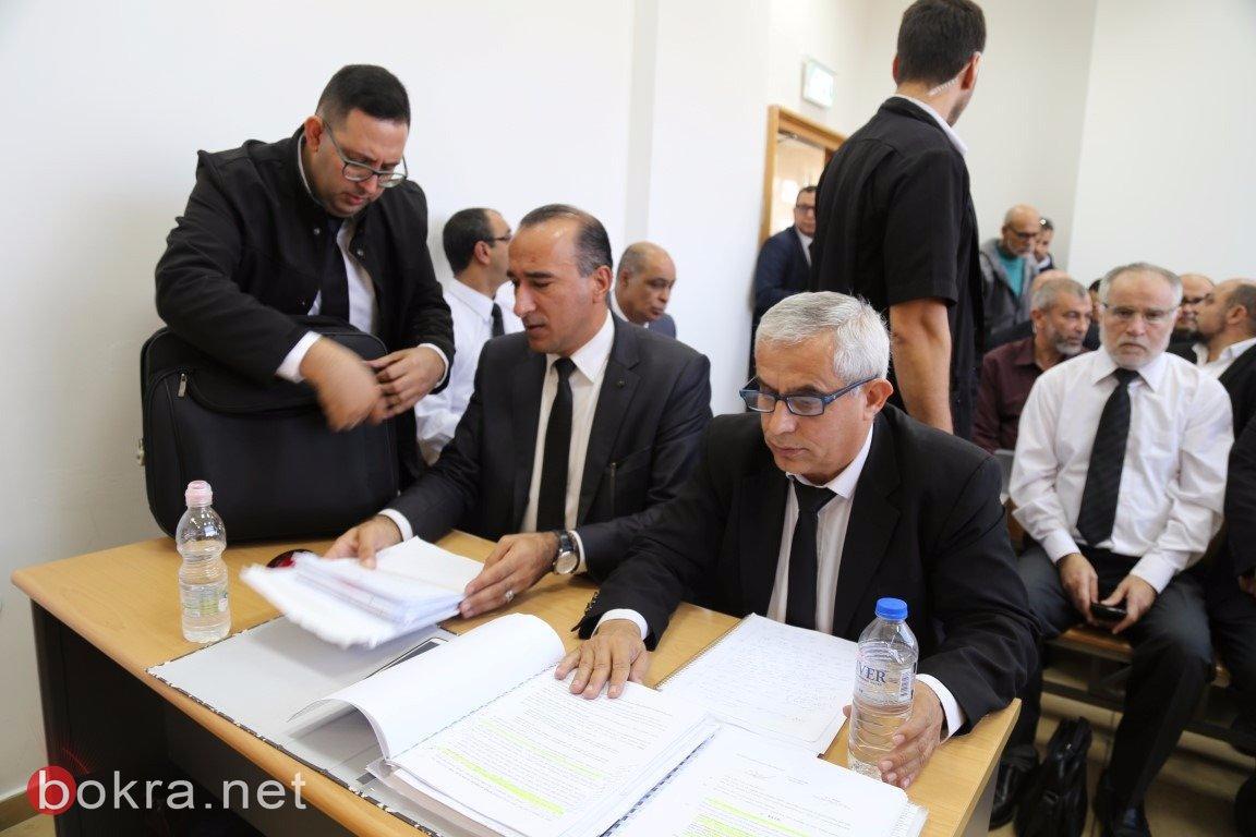 محكمة الصلح في الكريوت تعقد جلستها للنظر في ملف مقبرة القسام – قضاء حيفا -8