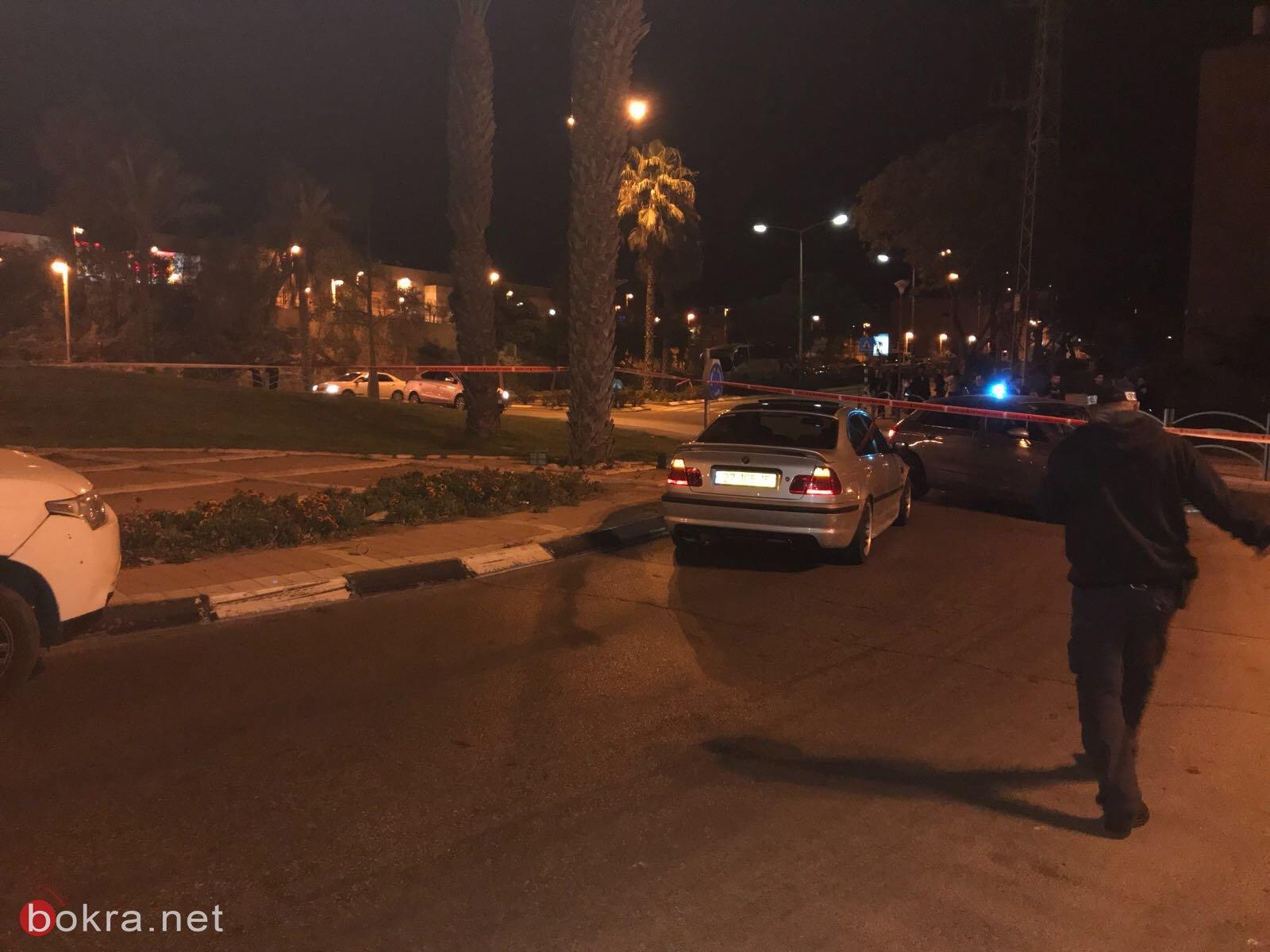 مصرع جندي من عراد جراء تعرضه للطعن وسرقة سلاحه-1
