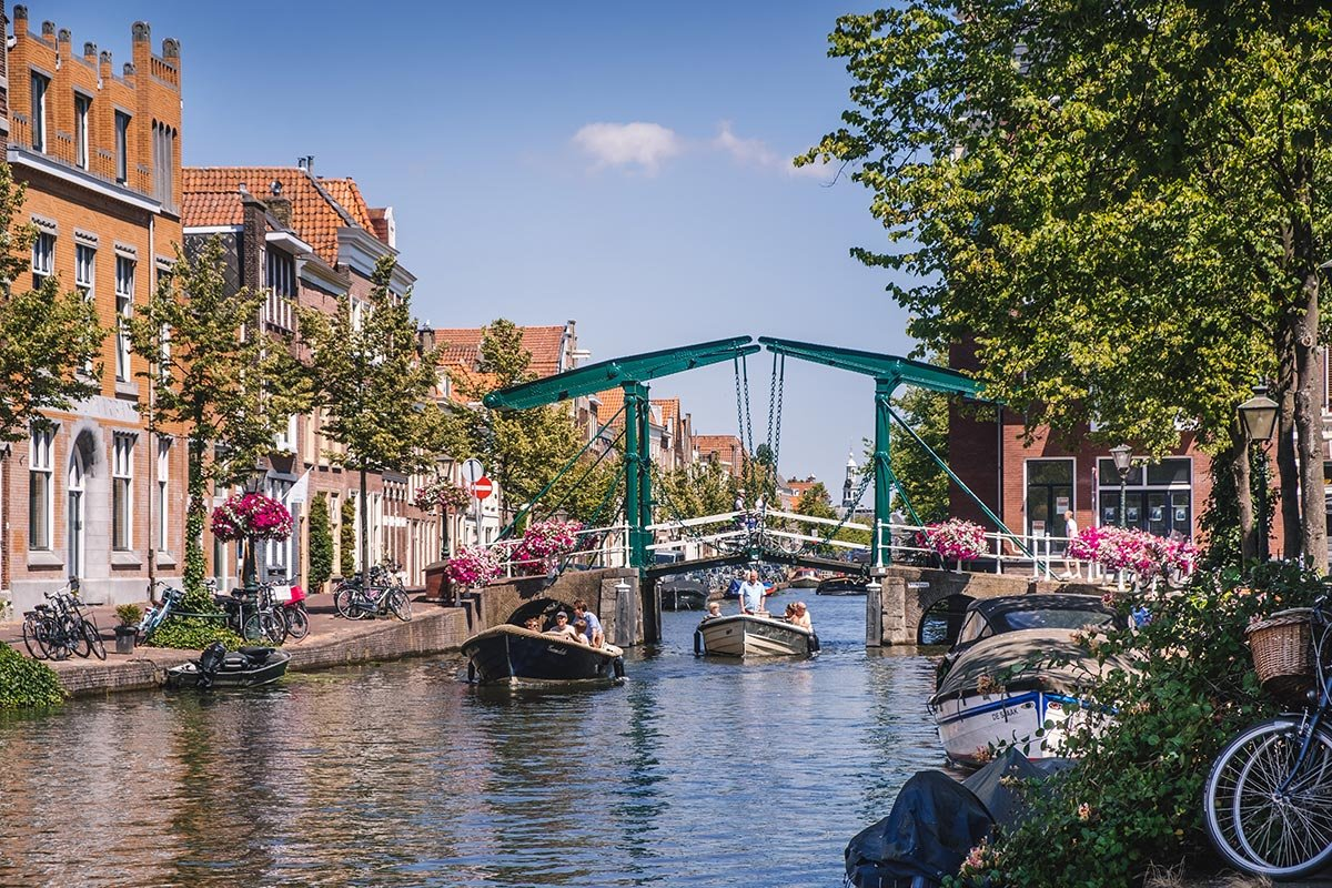 تعرفوا على أشهر المدن السياحية في هولندا