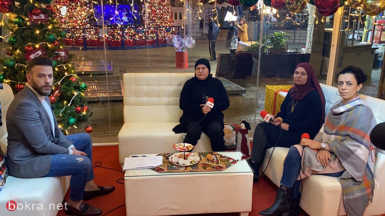 """اليوم اختتام فعاليات ستوديو كريسماس بكرا""""، مقابلات حصرية وخاصة-0"""