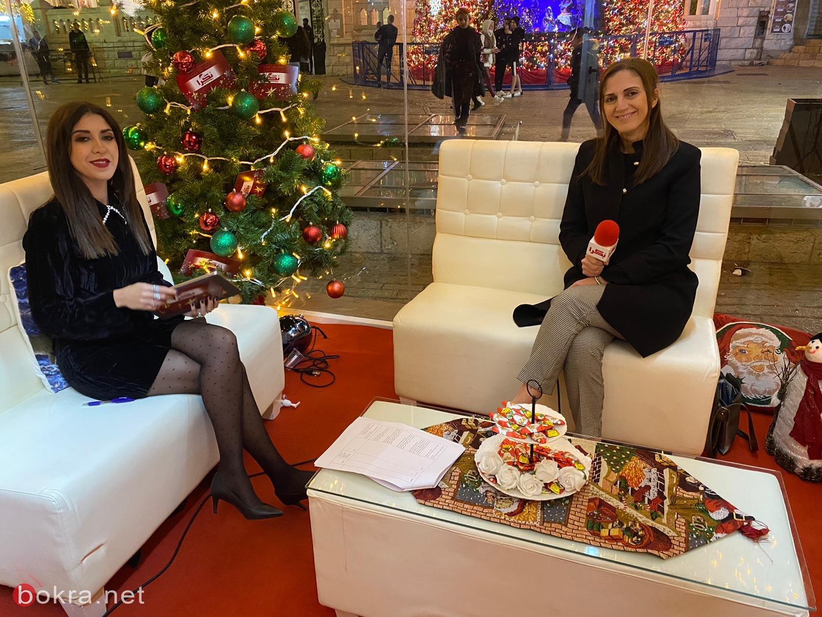 """اليوم اختتام فعاليات ستوديو كريسماس بكرا""""، مقابلات حصرية وخاصة-2"""