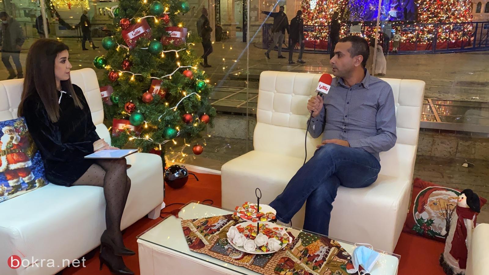 """اليوم اختتام فعاليات ستوديو كريسماس بكرا""""، مقابلات حصرية وخاصة-3"""