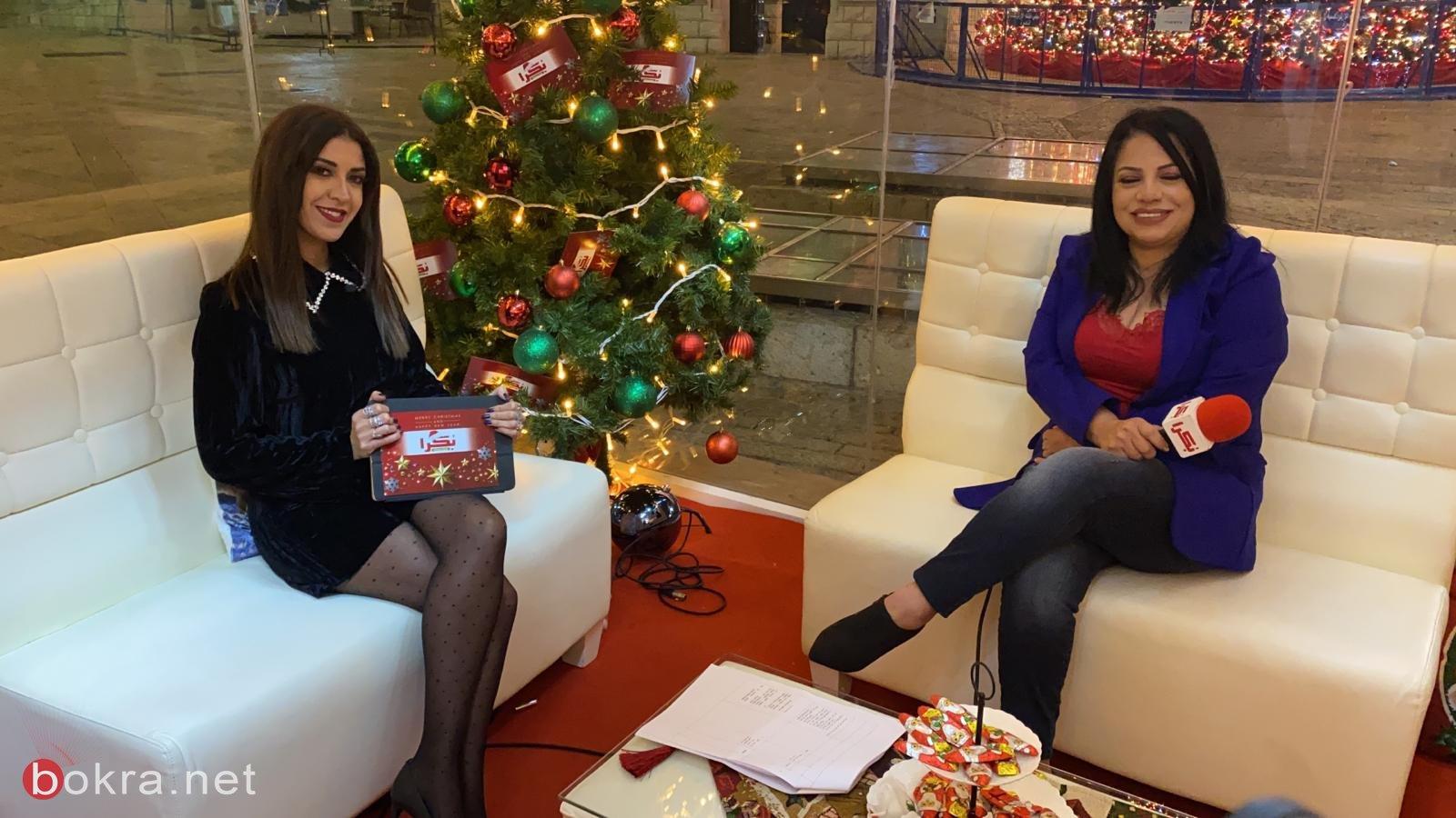 """اليوم اختتام فعاليات ستوديو كريسماس بكرا""""، مقابلات حصرية وخاصة-4"""