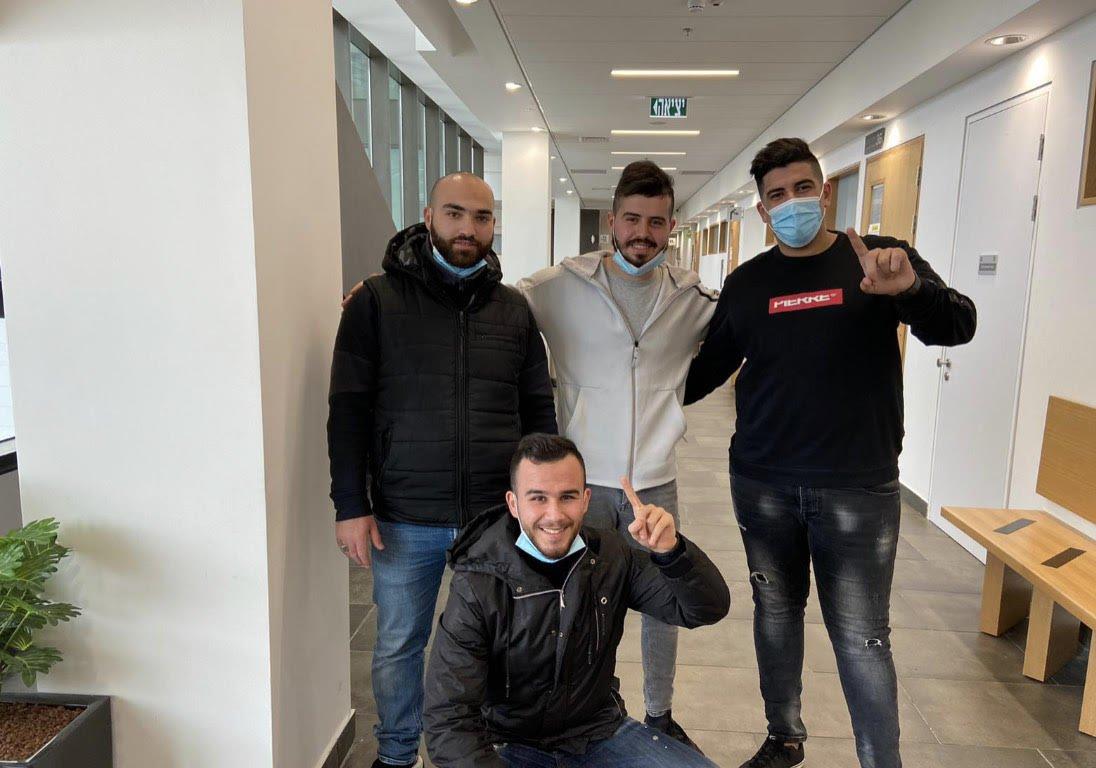 صلح الخضيرة تطلق سراح مجدي جبارين ومحمد اغباريّة