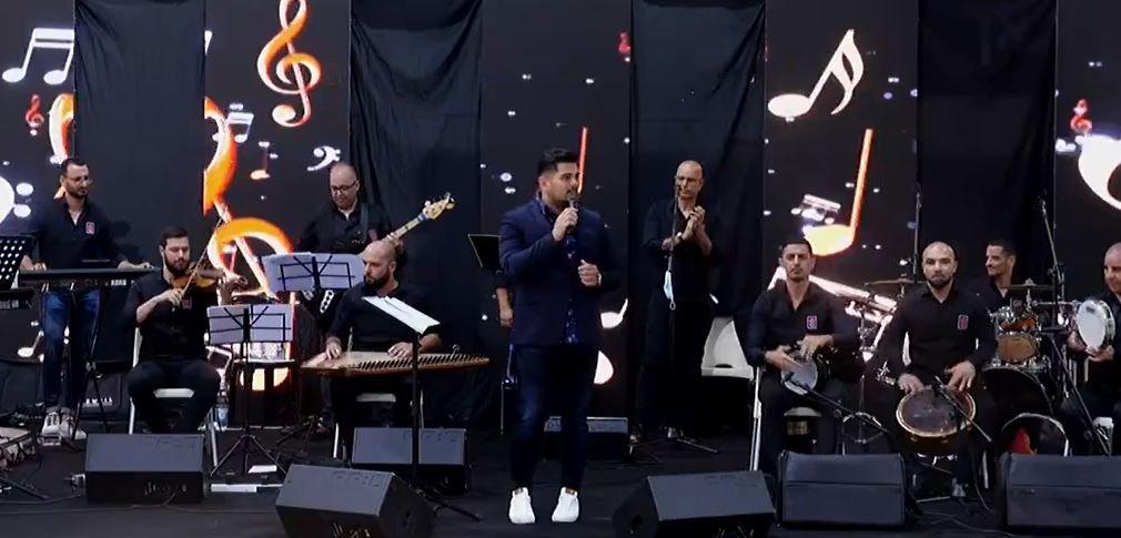 الفنان أمير دندن بحفل مباشر من عسفيا بمناسبة عيد الأضحى المبارك