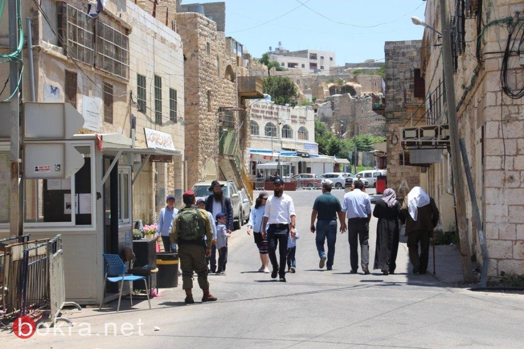 كسر الصمت لن ينجح بكسر قيود الاحتلال وعنجهية المستوطنين في الخليل