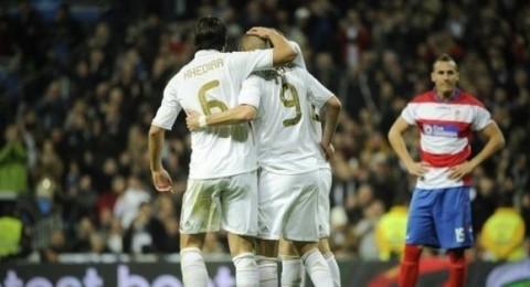ريال مدريد يواصل صدارته لليغا بعد فوزه على غرناطة