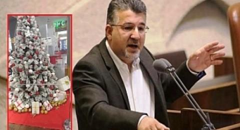 رئيس التخنيون للنائب جبارين: موقف حاخام التخنيون لا يعبّر عن موقف المعهد