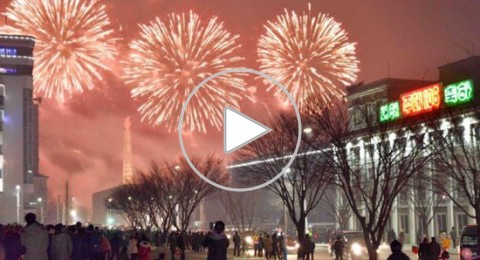 هكذا احتفلت دول العالم بأعياد رأس السنة.. فيديو وصور