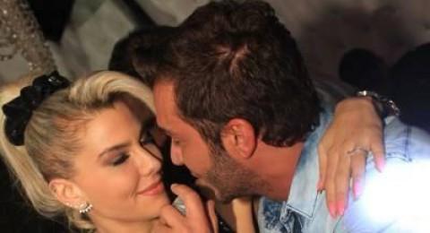 جويل حاتم تحتفل بعيد ميلادها مع جورج الراسي
