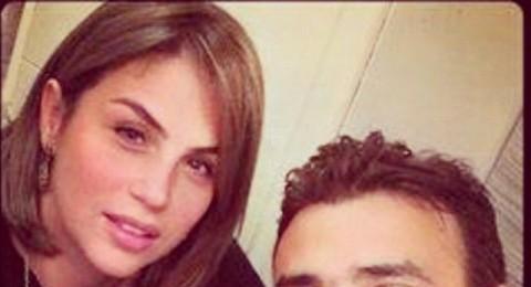 """زوجة رامي صبري شبيهة """"الشحرورة"""" تقص شعرها"""
