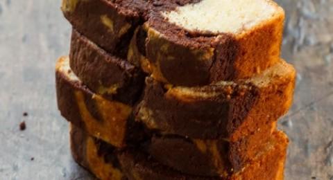 كعكة البرتقال والشوكولاطة مقدمة من مجلس تربية الدواجن