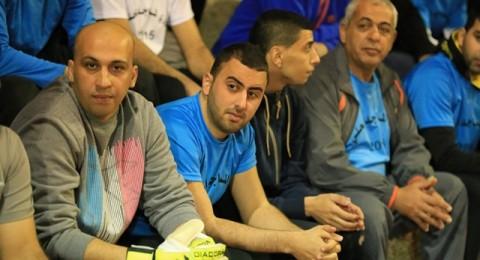 بمشاركة رئيس المجلس المحلي انطلاق المرحلة الثالثة من دوري المساجد في كرة القدم بكفرقرع