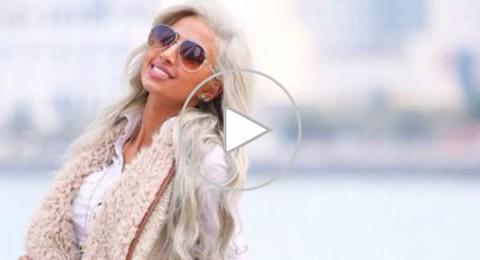 باربي الخليج .. عارضة أزياء سعودية تمارس هوايتها رغم رفض المجتمع لها