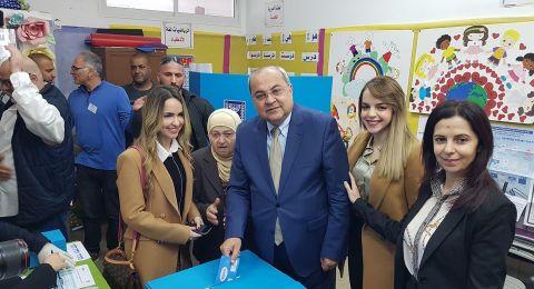 د. أحمد الطيبي يدلي بصوته: سيكون أكبر نصر لمجتمعنا العربي