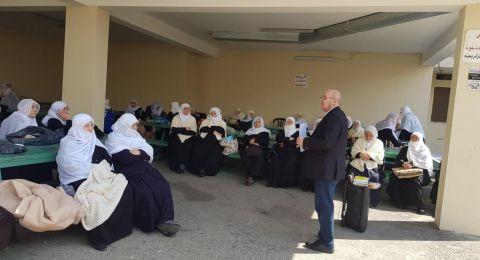 محاضرةلرافع حلبي في عسفيا حول تأثير الانبياء على النظام الاجتماعي