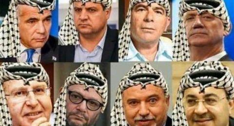 حملات تحريض في الشارع الاسرائيلي .. واحتمالات لتشكيل حكومة أقلية بدعم المشتركة!