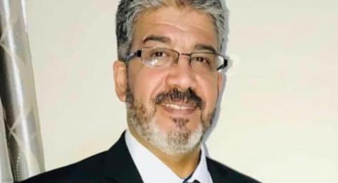 وفاة الزميل جمال خطيب من تلفزيون مكان إثر نوبة قلبية اثناء أداء عمله