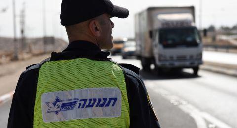 شرطة السير- ستركز هذا العام على مخالفات سائقي الشاحنات