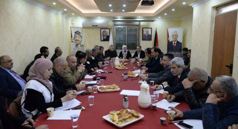 محافظ رام الله والبيرة تعلن رزمة اجراءات احترازية لمنع تفشي كورونا