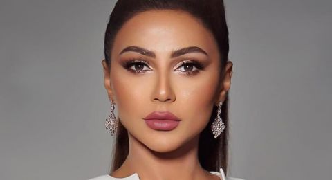 مكياج مهيرة عبد العزيز مميز وعصري