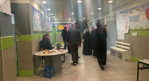 ام الفحم: ازدحام واكتظاظ في صناديق التصويت